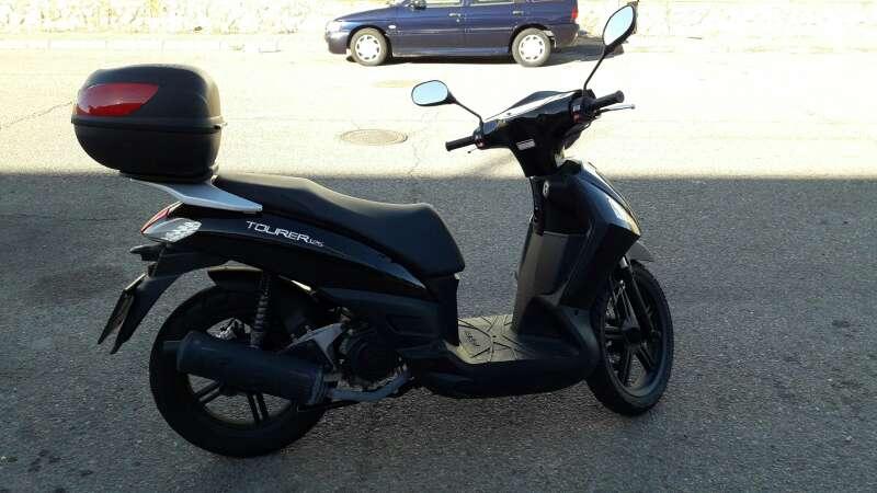 Imagen producto Moto Hamway Tourer 125 3