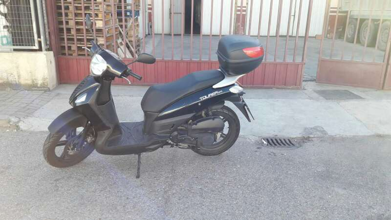 Imagen producto Moto Hamway Tourer 125 2