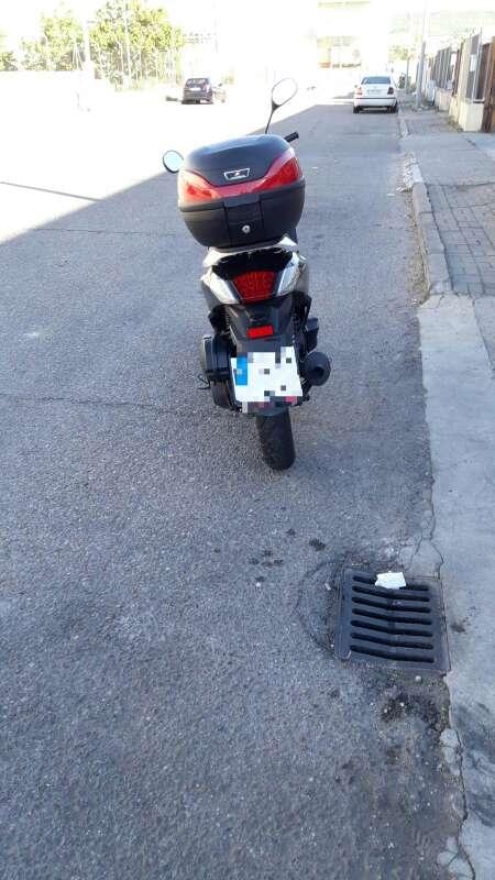 Imagen producto Moto Hamway Tourer 125 5