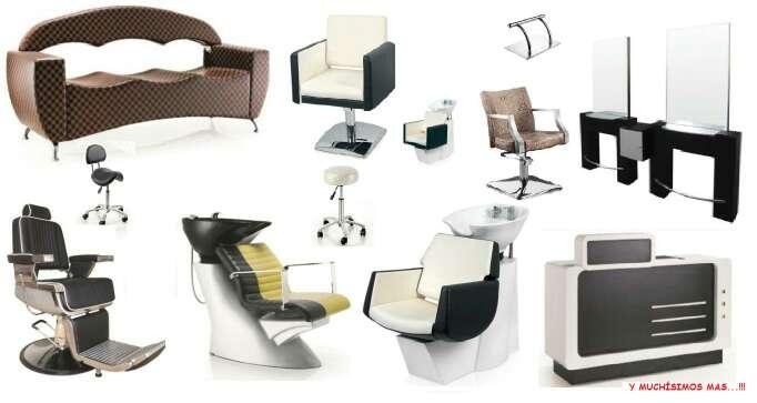 Imagen producto Mobiliario de Peluqueria y Estetica 1