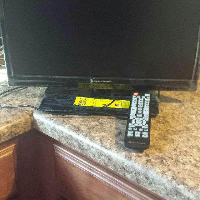 Imagen Flat screen TV