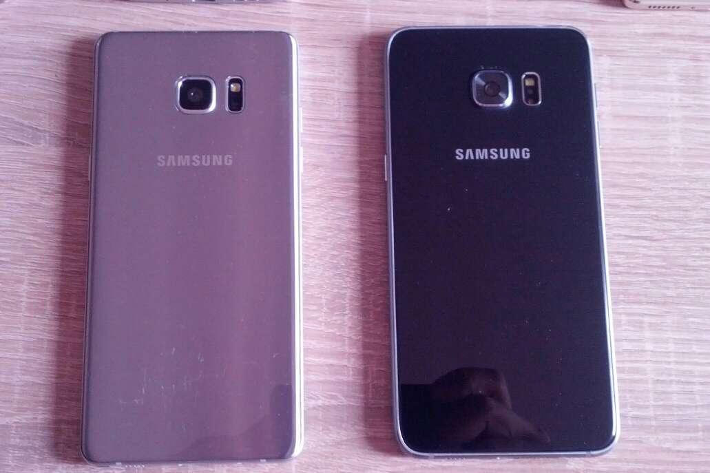 Imagen Samsung Galaxy s6 edge.
