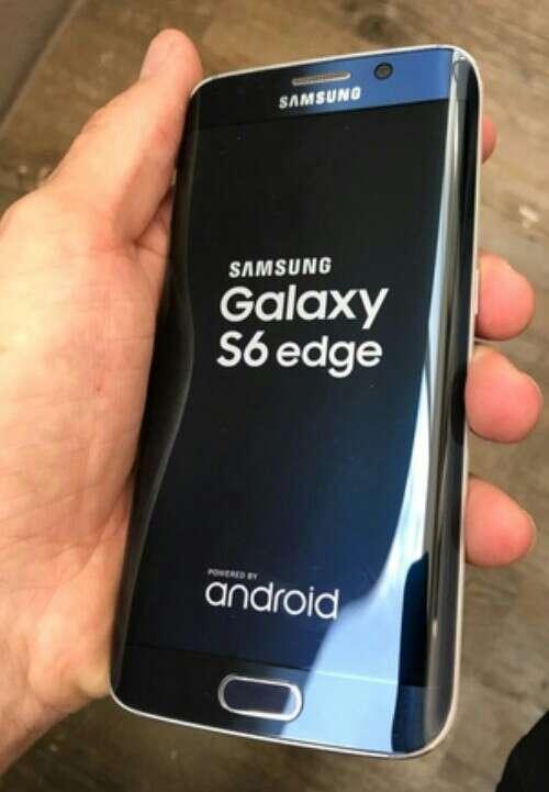 Imagen Samsung completo s6edge .