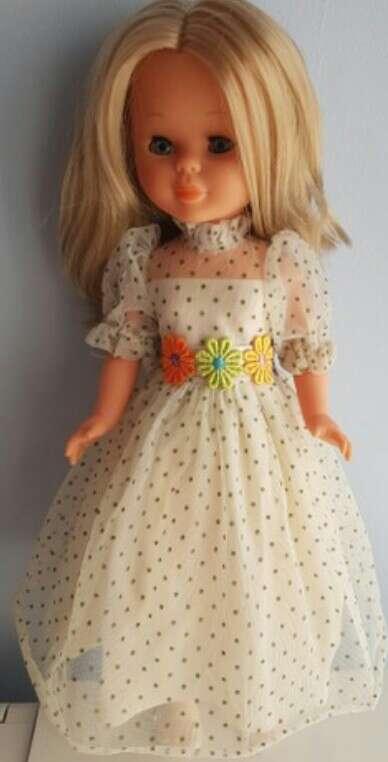 Imagen muñeca nancy famosa años 70