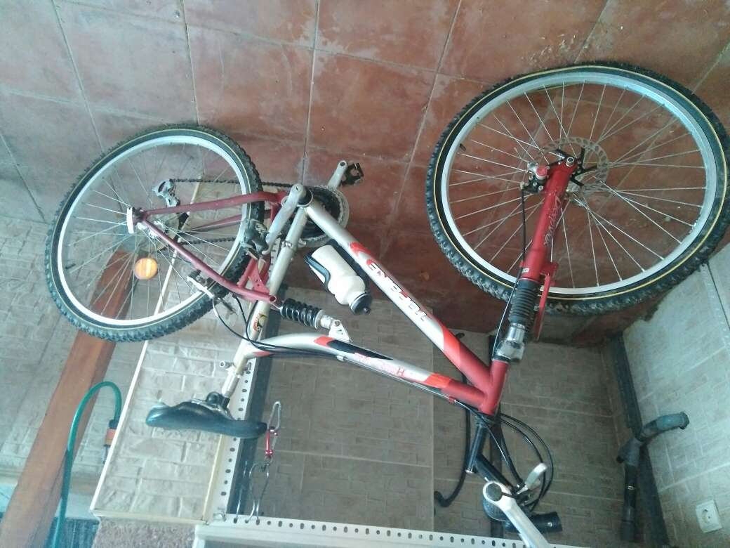 Imagen bicicleta mountain bike
