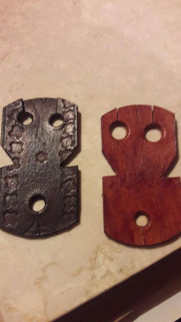 Imagen producto Pulseras de cuero artesanales  9