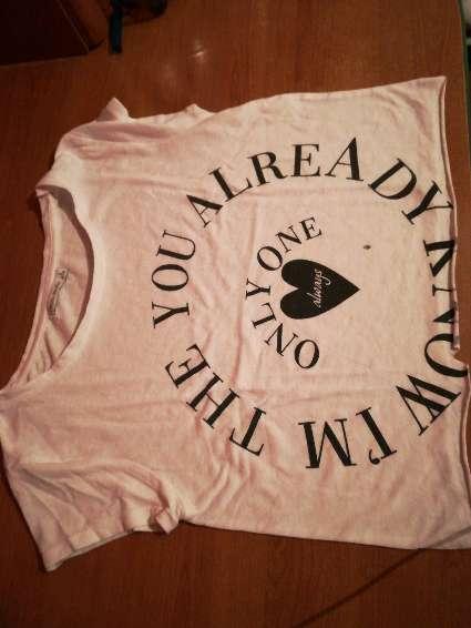 Imagen camiseta medio corta