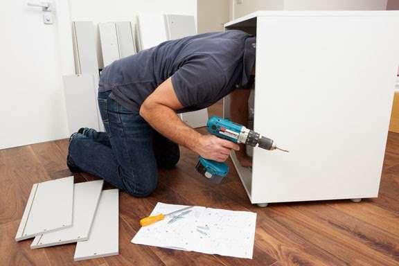 Imagen Montador de muebles