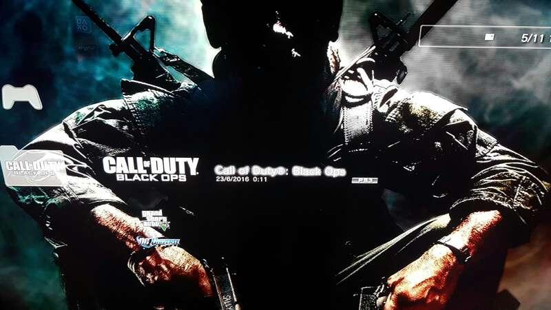 Imagen producto PS3 Slim negra 3