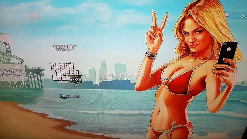 Imagen producto PS3 Slim negra 4