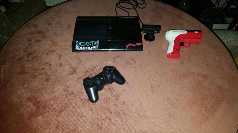 Imagen producto PS3 Slim negra 1