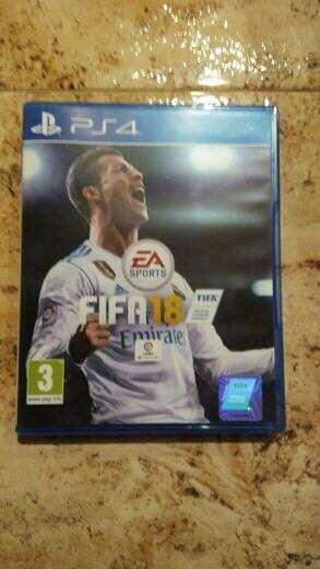 Imagen Fifa 18 Playstation 4