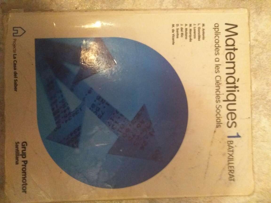 Imagen Libro Matematicas