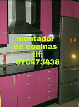 Imagen montador de cocinas