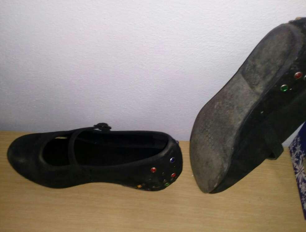 Imagen producto Zapatos de niña de tacon 3