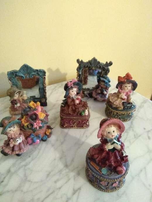 Imagen Coleccion muñecas antiguas