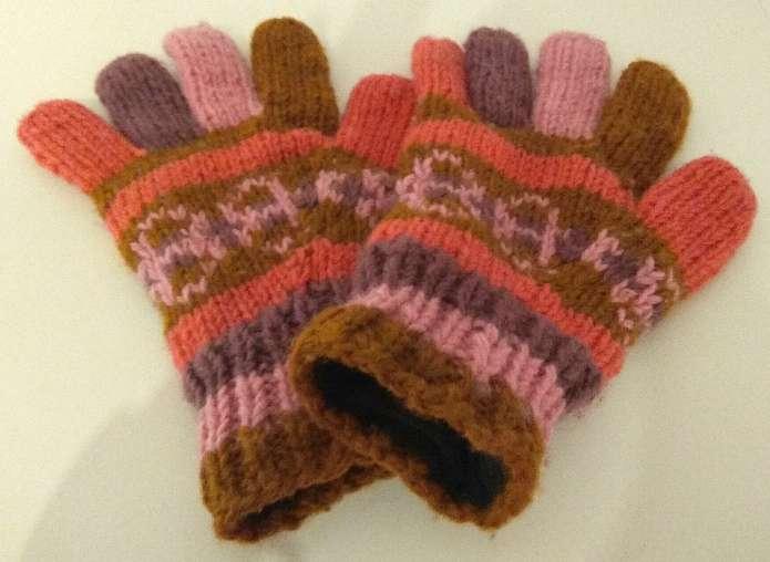 Imagen producto Bufanda y guantes 3