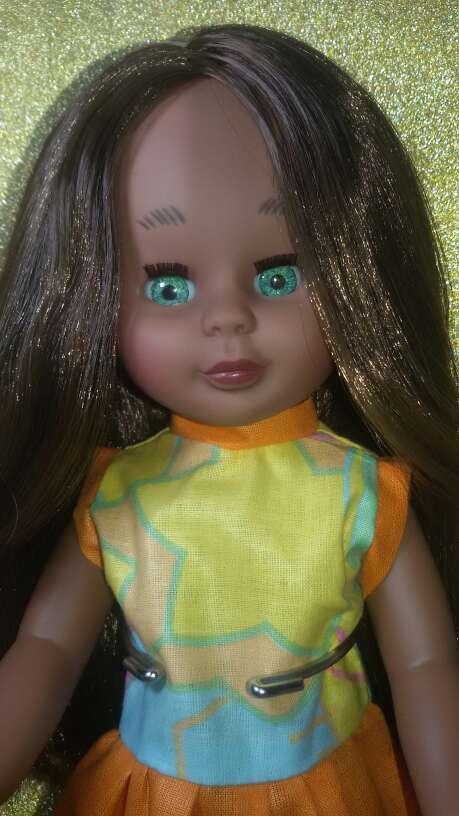 Imagen muñeca colección similar a nancy /pepa