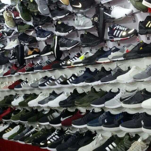 Imagen zapatillas deportivas.