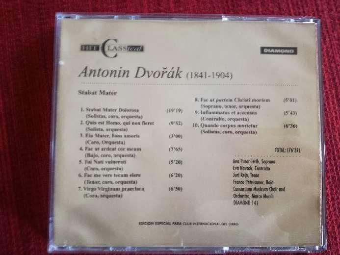 Imagen producto Cd de música clásica de Haendel 2