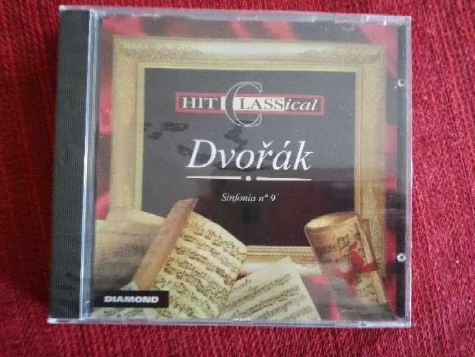 Imagen Cd de música clásica de Dvorak
