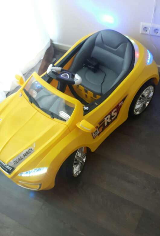 Imagen accu car for kids