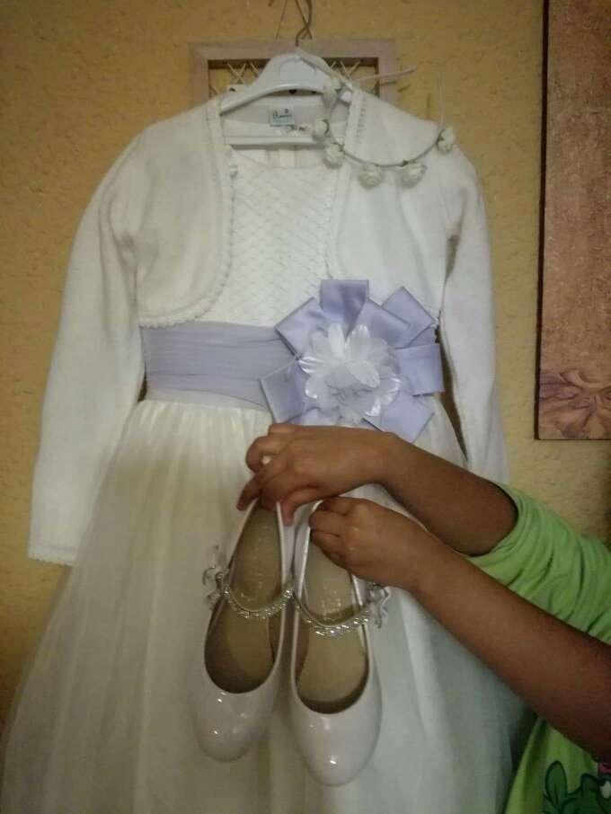 Imagen vestido de comunión