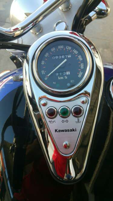 Imagen kawasaki vulcan 500