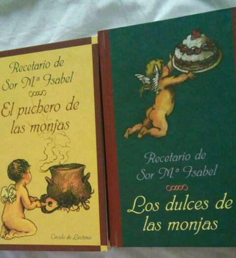 Imagen libros de recetas