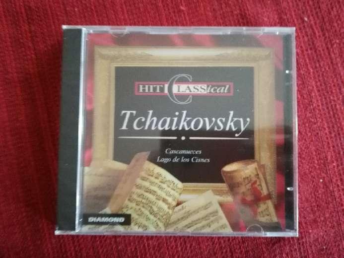 Imagen producto Cd de música clásica de Tchaikovsky 1
