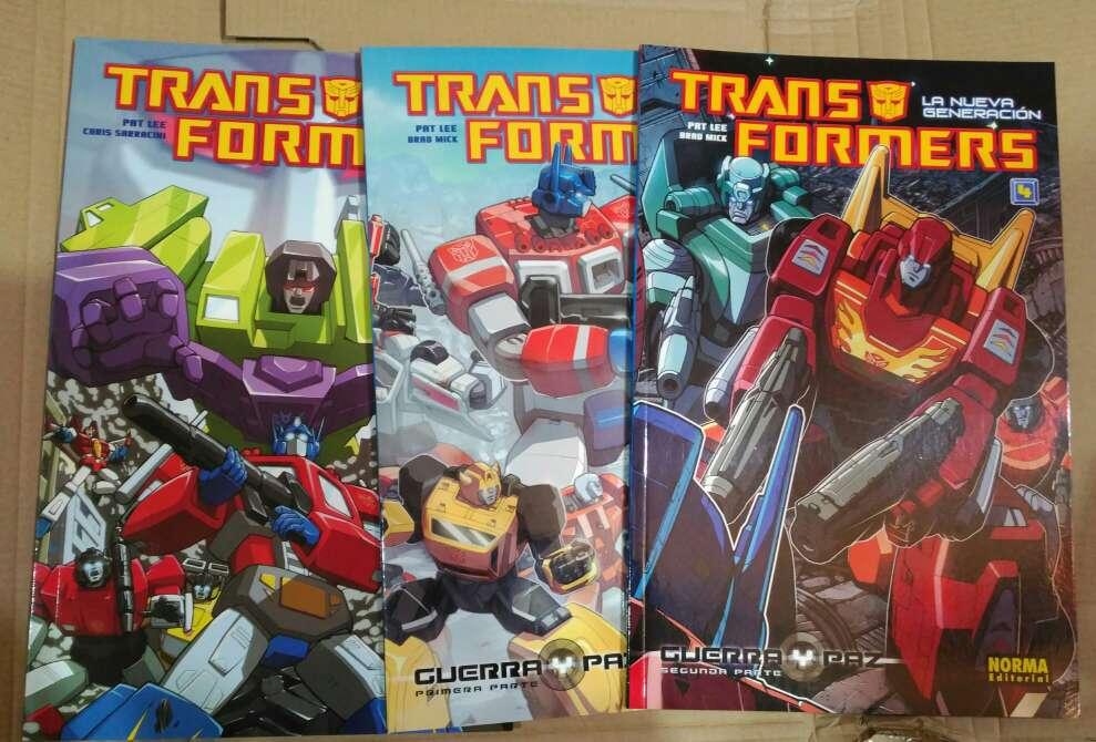 Imagen Transformers. La nueva generación