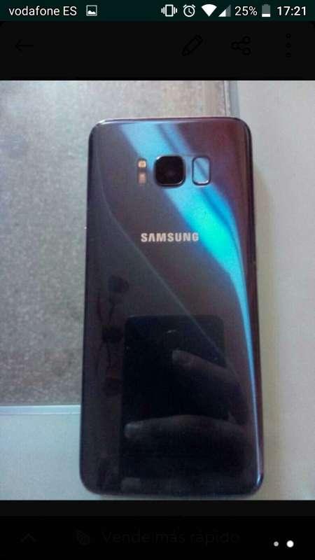 Imagen producto Samsung galaxy s8 64gb gris orquidia 2