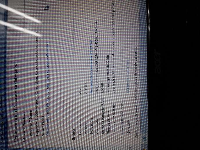 Imagen producto Ordenador Acer  3
