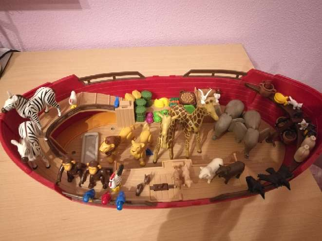 Imagen producto Arca de Noé Playmobil. 2