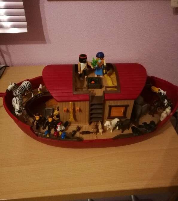 Imagen producto Arca de Noé Playmobil. 1
