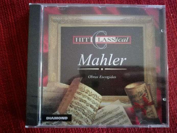 Imagen Cd de música clásica de Mahler