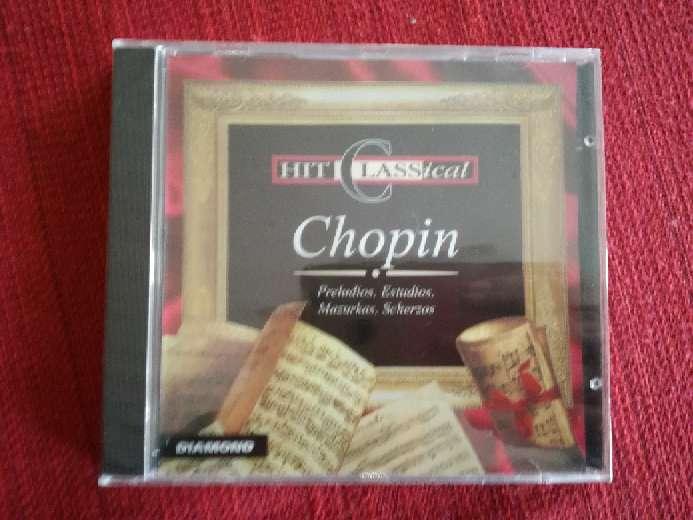 Imagen Cd de música clásica de Chopin