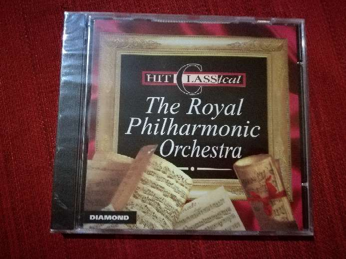 Imagen Cd de música clásica The Royal Philharmonic Orchestra