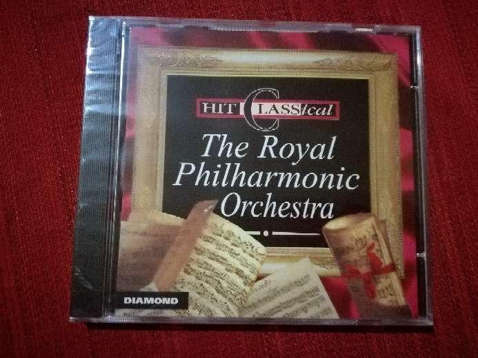 Imagen producto Cd de música clásica The Royal Philharmonic Orchestra 1