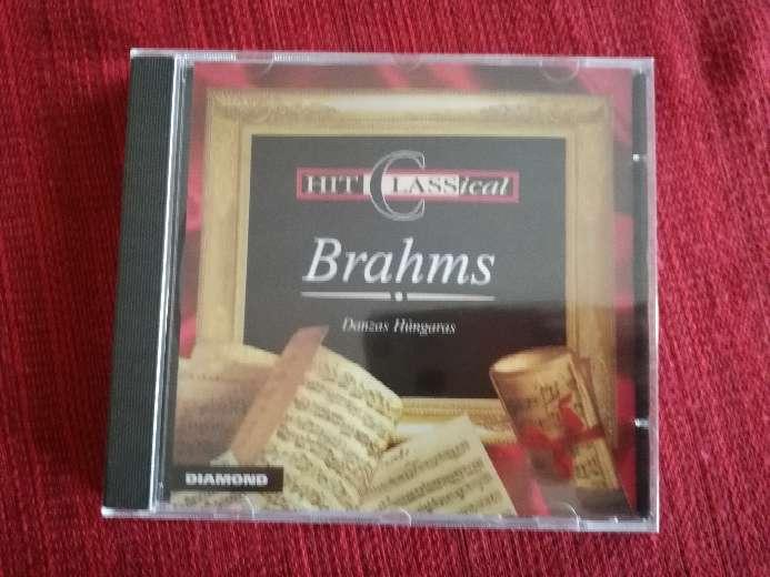Imagen Cd de música de Brahms
