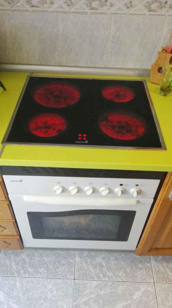 Imagen Conjunto horno y vitro