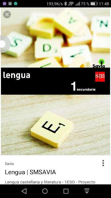 Imagen producto Libros de 1°eso 3