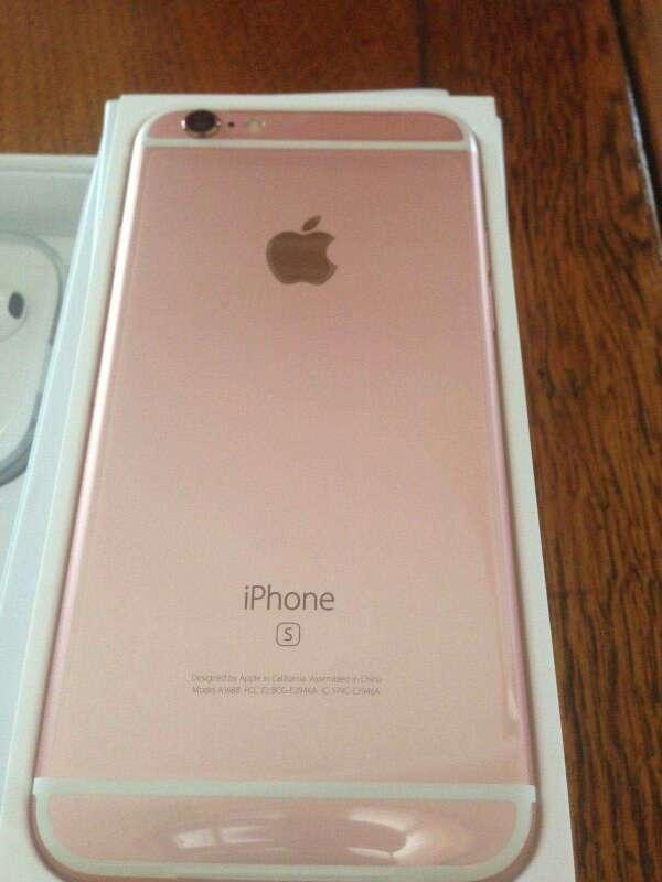 Imagen producto Apple iPhone 6s 2