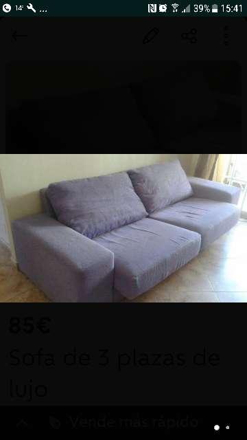Imagen producto Sofá de 3 plazas 2
