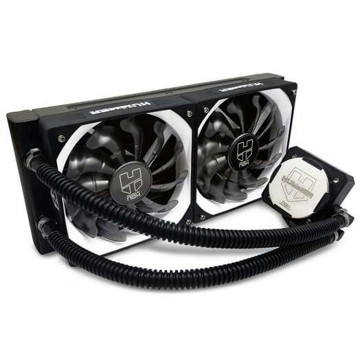 Imagen Nox. Hammer CPU refrigeración líquida