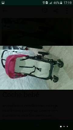 Imagen producto Coche bebe  1