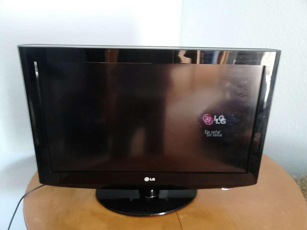 Imagen televisión lcd 32
