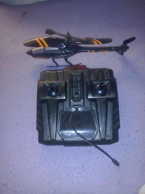 Imagen producto Helicoptero Teledirigido 4