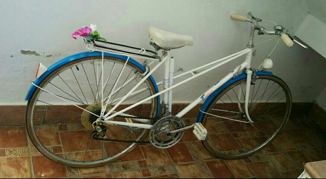 Imagen cambio bicicleta