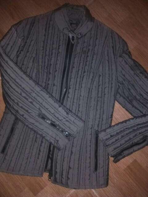 Imagen chaqueta gris mango talla sm